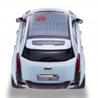 Qoros 2 SUV PHEV Concept rear