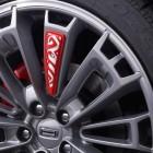 Qoros 2 SUV PHEV Concept wheel