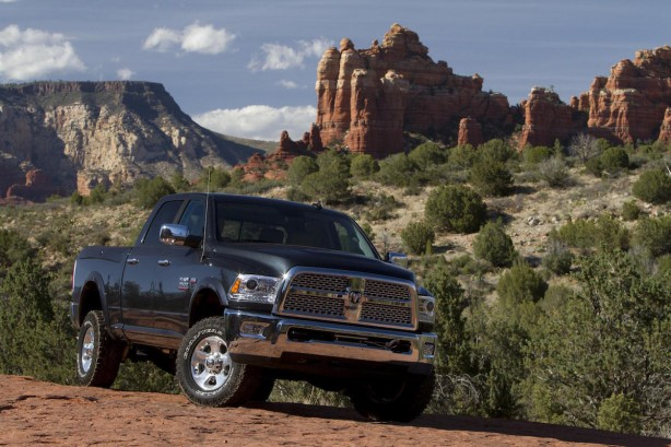2015 Ram Power Wagon Laramie Crew-cab 4x4
