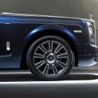 Rolls-Royce Phantom Limelight Collection alloy wheel