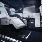 Rolls-Royce Phantom Limelight Collection cabin rear