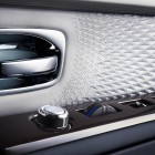 Rolls-Royce Phantom Limelight Collection diamond motif door trim