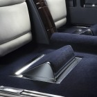 Rolls-Royce Phantom Limelight Collection foot rest