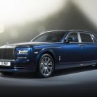 Rolls-Royce Phantom Limelight Collection front quarter
