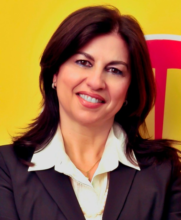 Selda Gunsel, Vice President Global Commercial Projects andTechnology