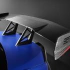 Subaru STI Performance concept GT wing