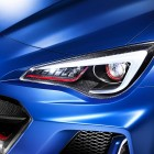Subaru STI Performance concept headlight