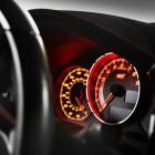 Subaru STI Performance concept instruments