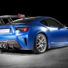 Subaru STI Performance concept rear quarter