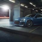 Subaru STI Performance concept side