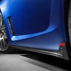Subaru STI Performance concept side skirt