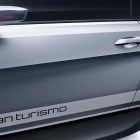 Volkswagen Supersport Vision Gran Turismo teaser door