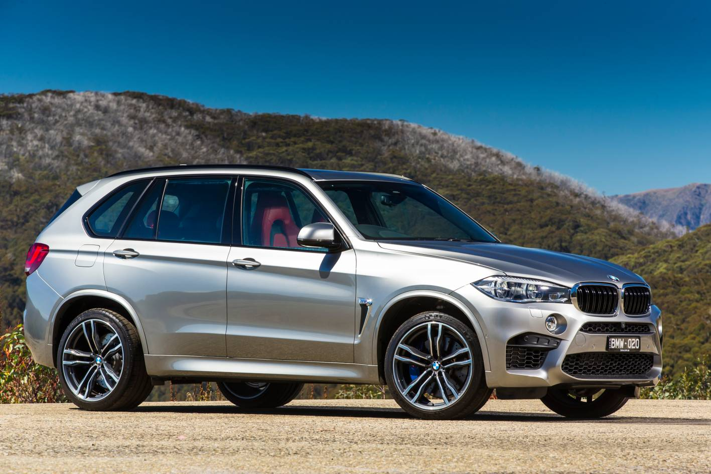 2015 bmw x5 m and x6 m arrive in oz with stonking 423kw. Black Bedroom Furniture Sets. Home Design Ideas
