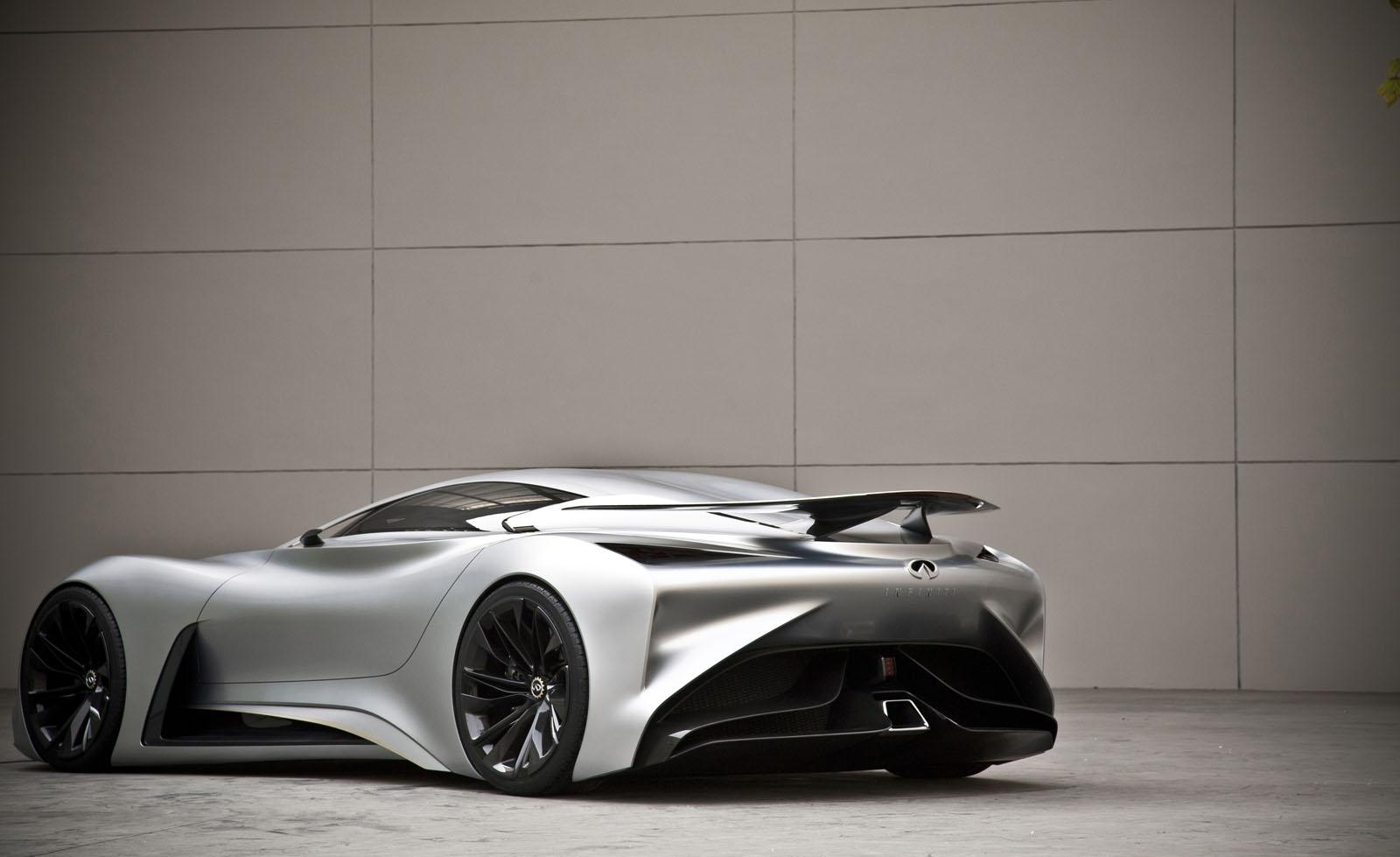 infiniti concept vision gran turismo brought to life. Black Bedroom Furniture Sets. Home Design Ideas