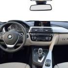 2015 BMW 3 Series LED dashboard