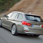 2015 BMW 3 Series wagon rear quarter