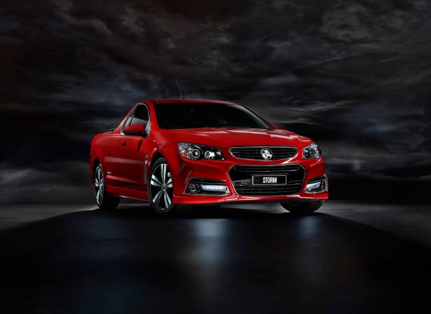 2015 Holden VF Commodore Storm Ute