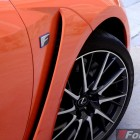 2015 Lexus RC F wheel