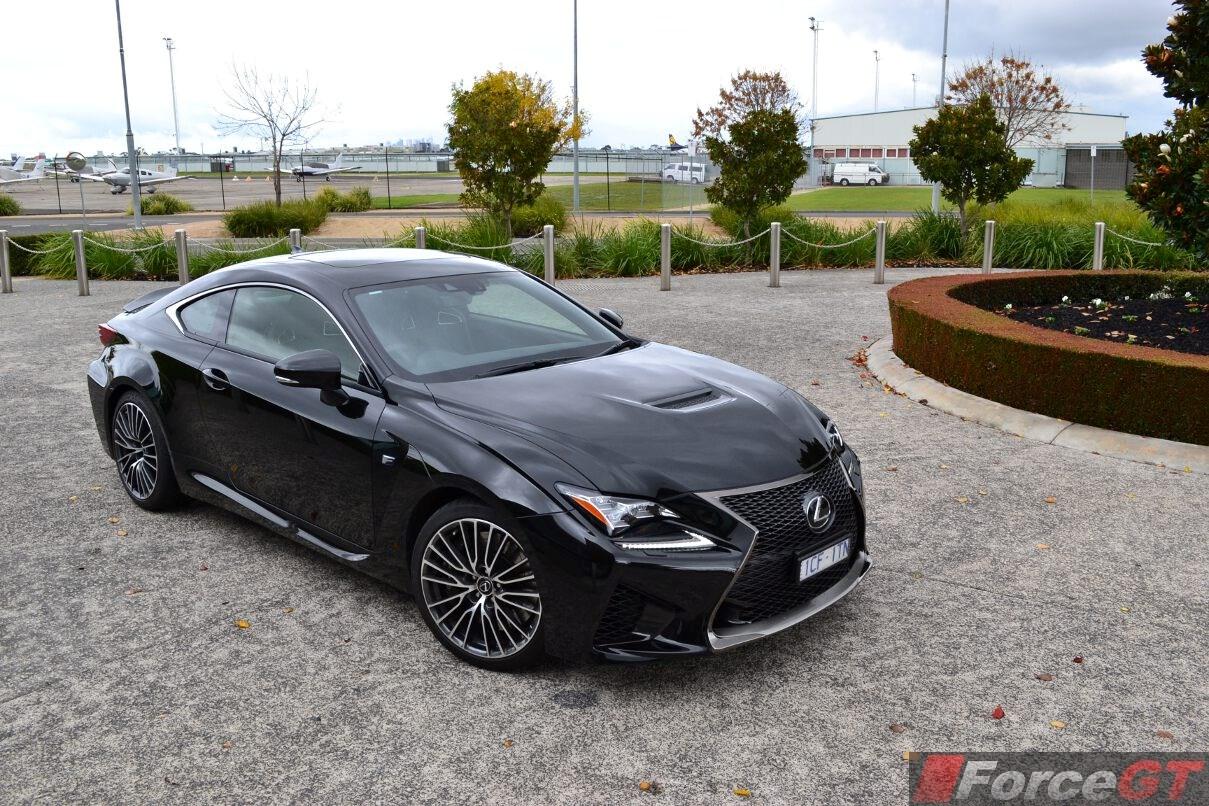 Lexus Rc Review 2015 Lexus Rc F