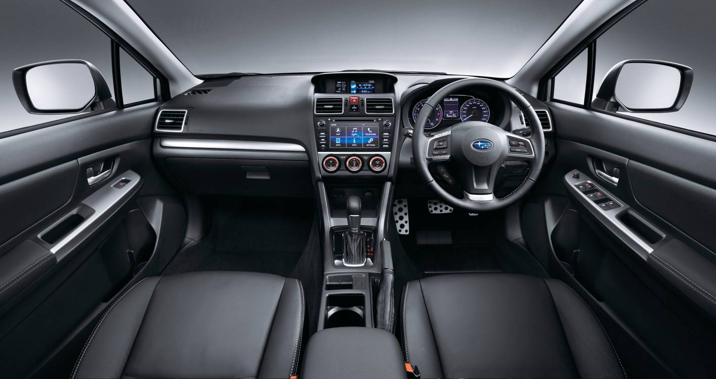 Price Drop And Improved Interior For 2015 Subaru Xv