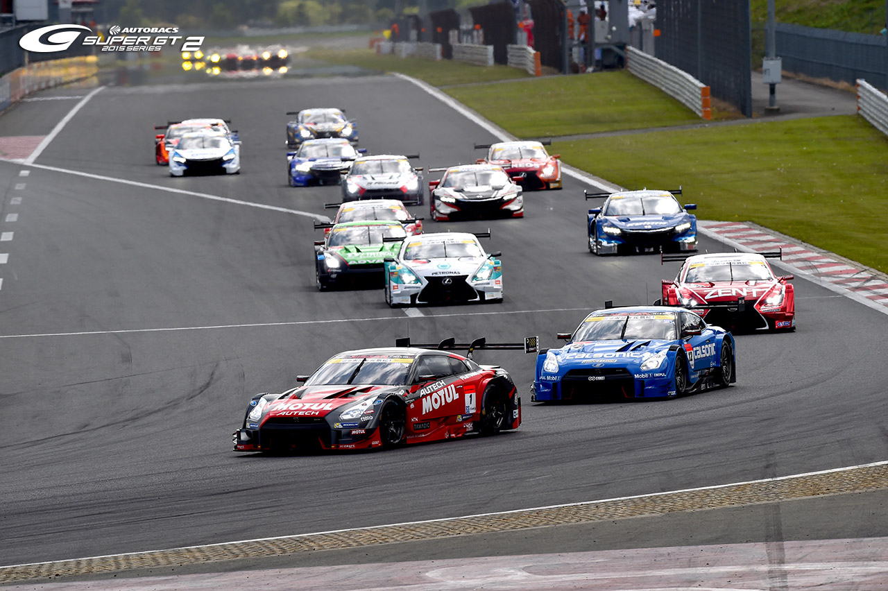 2017 Lexus Rc Configurations >> Super GT and DTM machines to compete in joint races