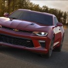 2016 Chevrolet Camaro SS front