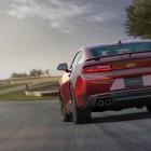 2016 Chevrolet Camaro SS rear