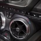 2016 Chevrolet Camaro air vents
