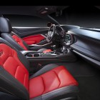 2016 Chevrolet Camaro interior-1