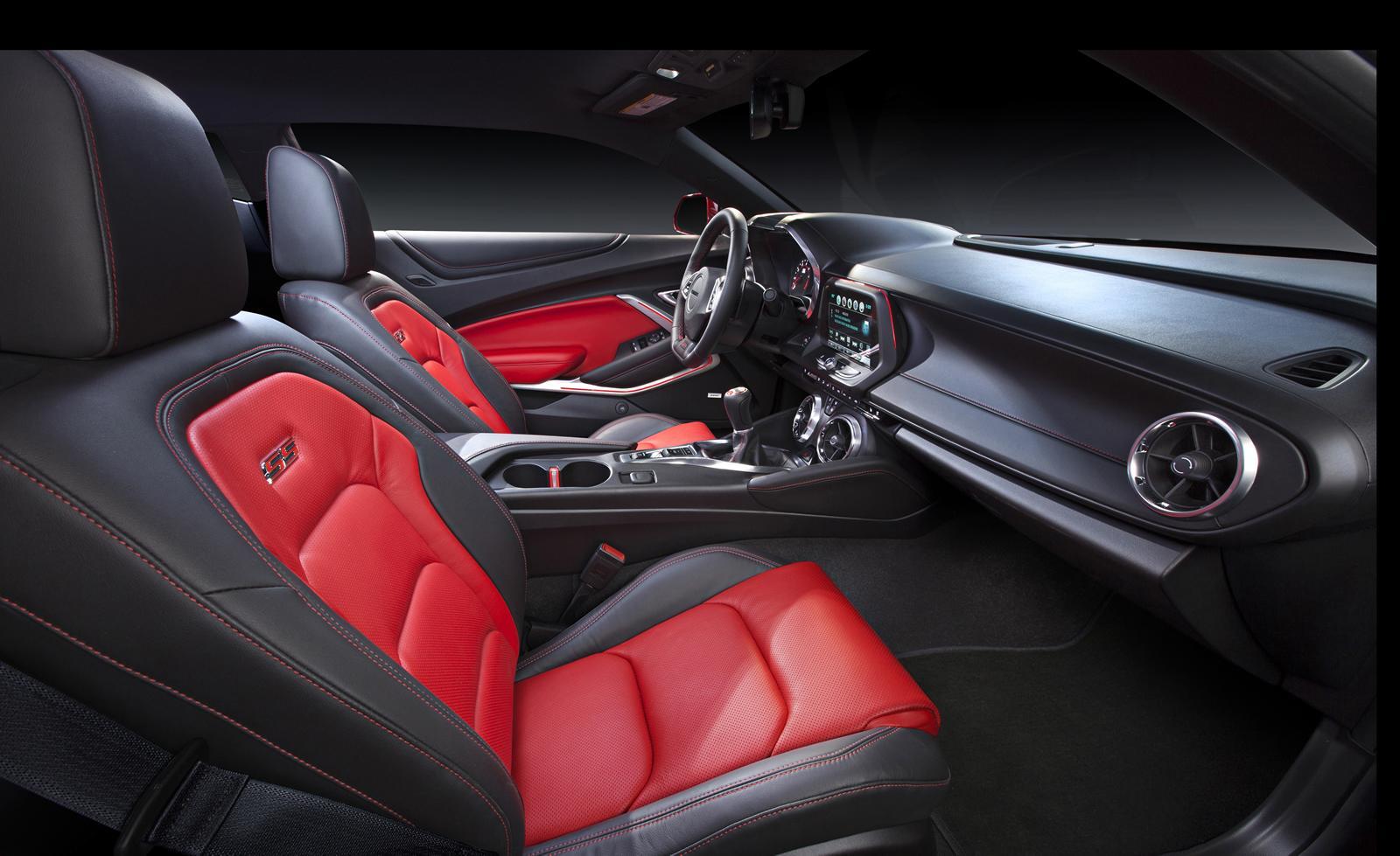 chevrolet cars news 2016 camaro unveiled offers 2 0l. Black Bedroom Furniture Sets. Home Design Ideas