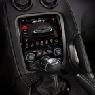 2016 Dodge Viper ACR infotainment screen-1