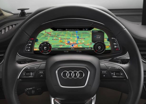 Audi predictive efficiency assistant
