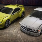 BMW 3.0 CSL Hommage and 3.0 CSL