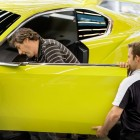 BMW 3.0 CSL Hommage assembly
