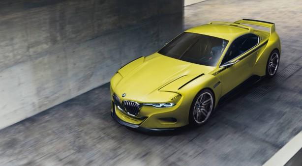 BMW 3.0 CSL Hommage front quarter