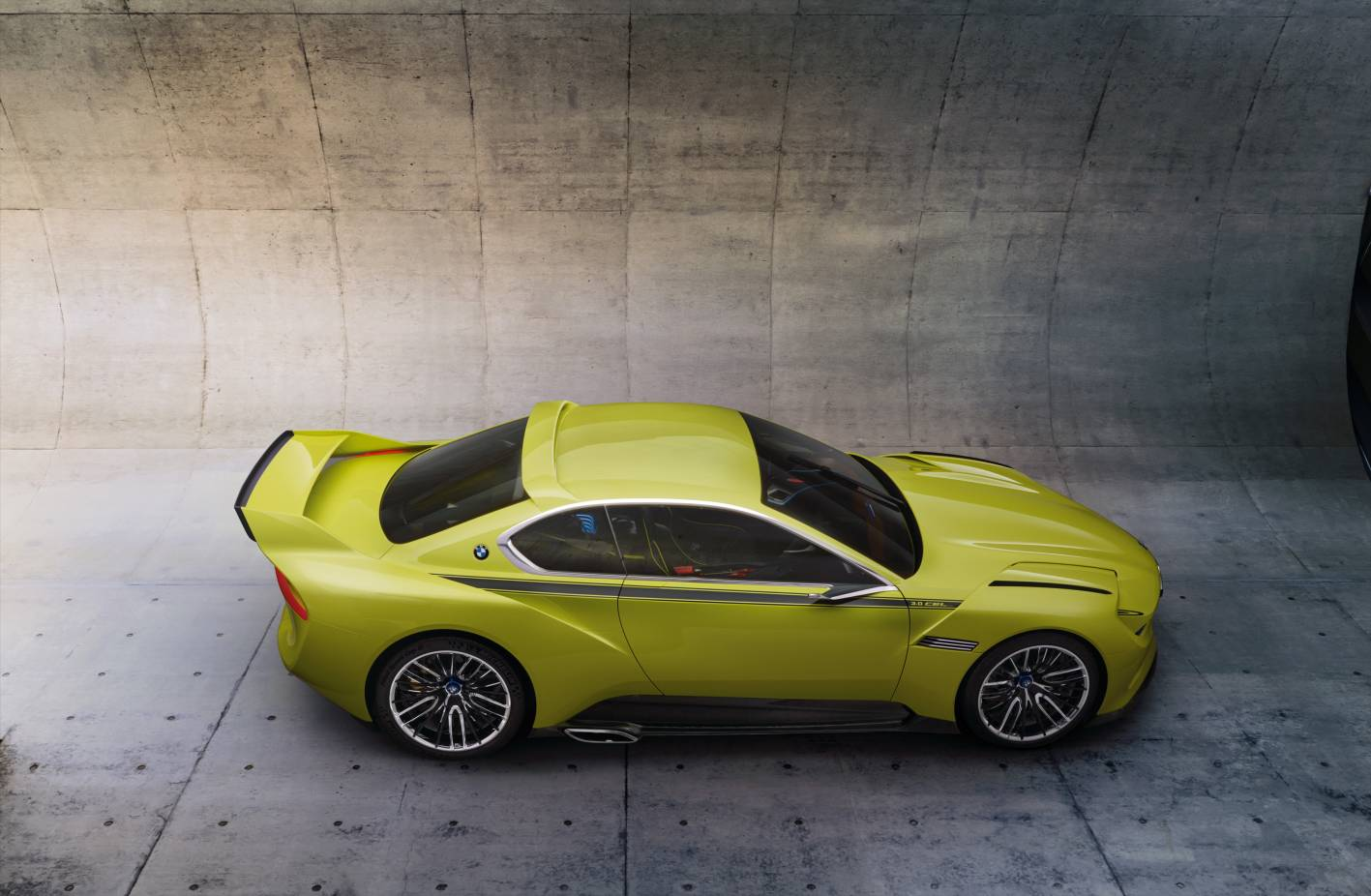 bmw cars news bmw 3 0 csl hommage officially unveiled. Black Bedroom Furniture Sets. Home Design Ideas