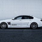 Hamann-tuned BMW M5 Mi5Sion side