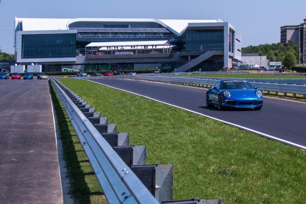 Porsche Experience Centre Atlanta circuit-1