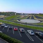Porsche Experience Centre Atlanta circuit