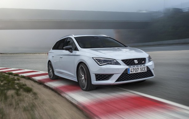 Seat Leon Cupra ST estate