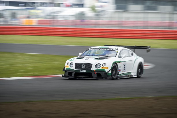Top ten finishes for Bentley at Silverstone (1)
