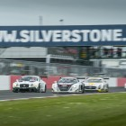 Top ten finishes for Bentley at Silverstone (3)