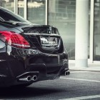 lorinser-mercedes-c400-tuned-quad-exhaust-pipes