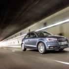 2015 Audi A1 Sportback front quarter
