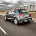 2015 Audi A1 Sportback rear quarter