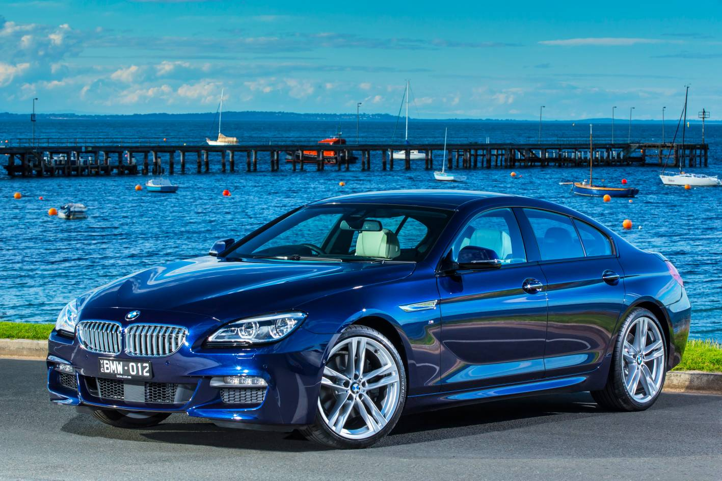 revised 2015 bmw 6 series and m6 arrive down under