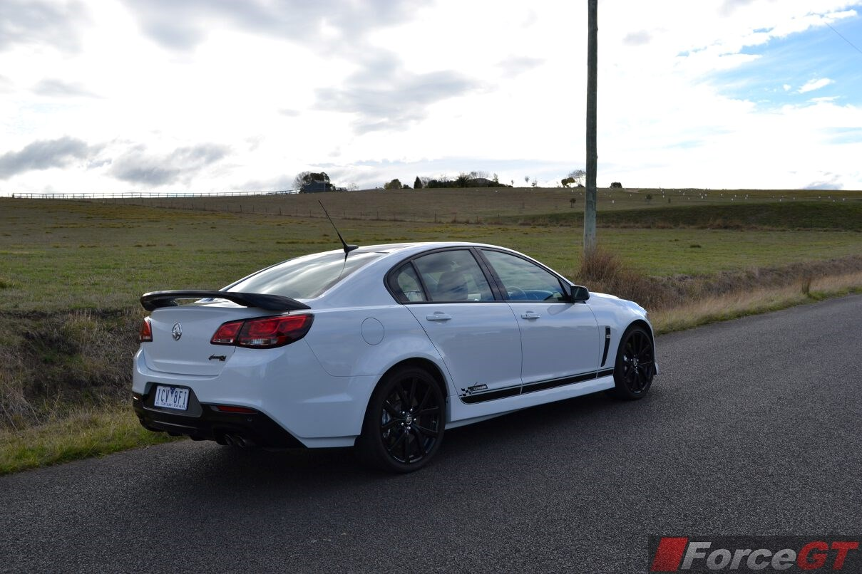 2015 Holden Commodore SSV Redline Craig Lowndes Edition Review
