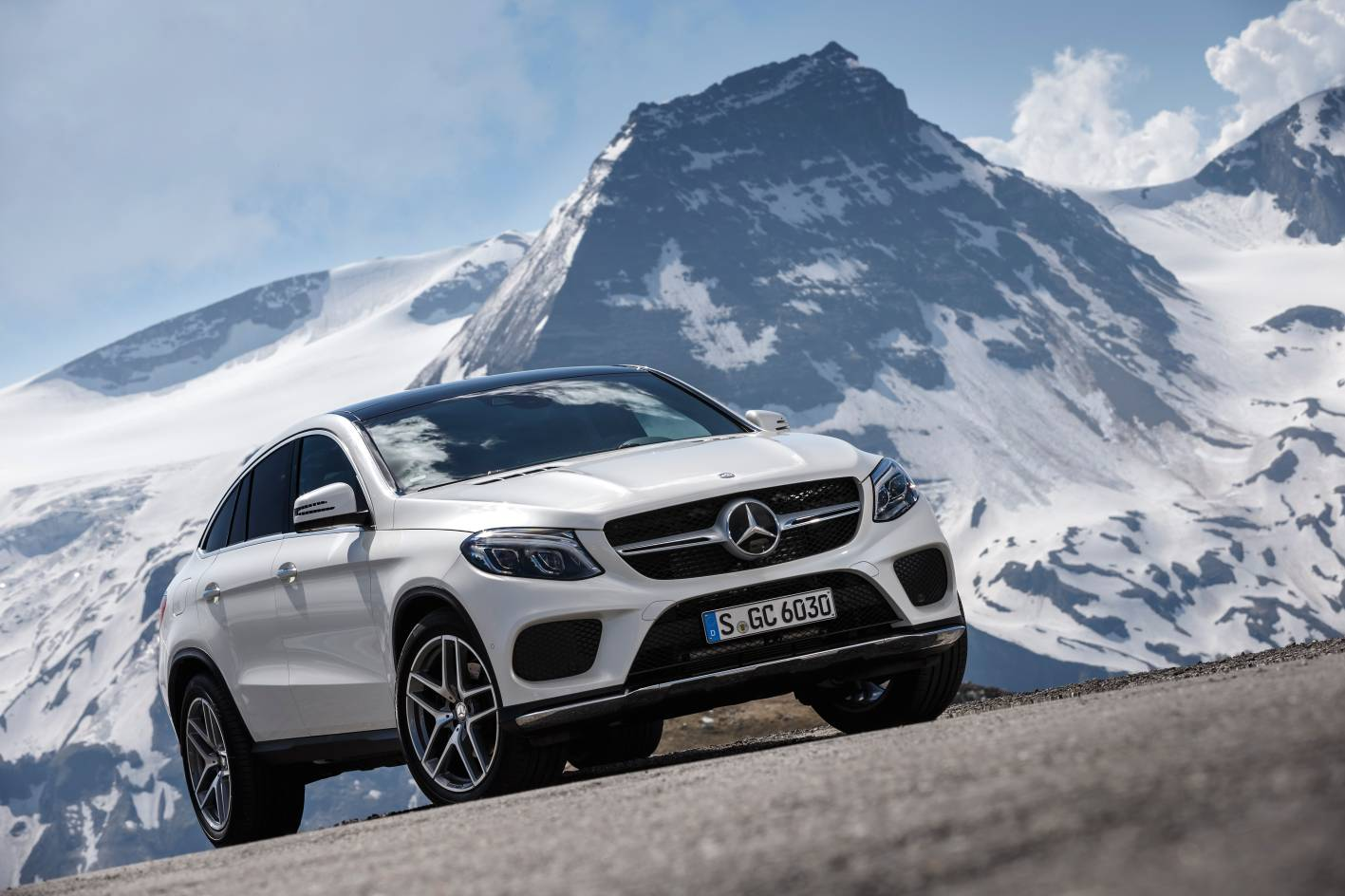 Mercedes benz gle coupe pricing announced for Mercedes benz price