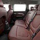 2016 MINI Clubman S rear seat