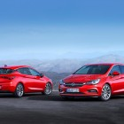 2016 Opel Astra leaked image